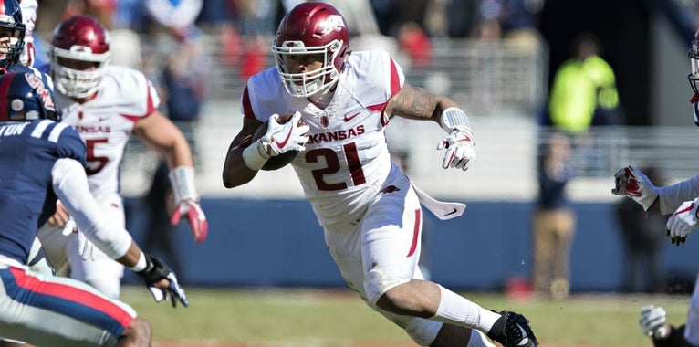 Breaking down Arkansas' running back situation for 2018