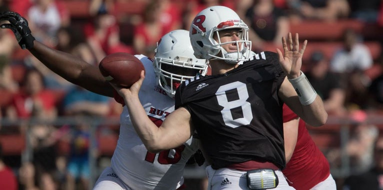 The turnover that led to Rutgers' depth at quarterback
