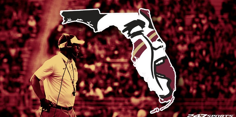 FSU football wants to close door to Florida on recruiting trail