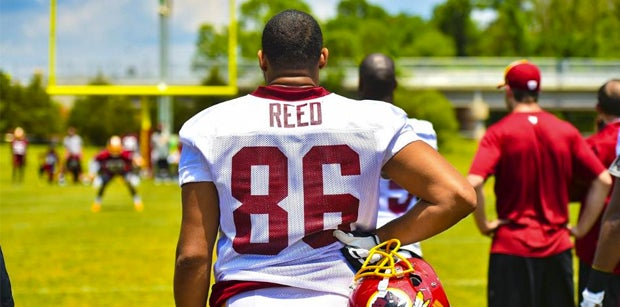 Jordan Reed named as one of NFL's worst contracts