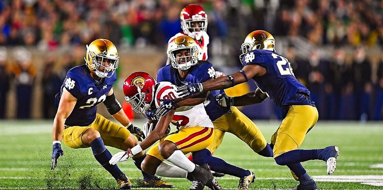 Better? Worse? Why? Notre Dame's Rush Defense