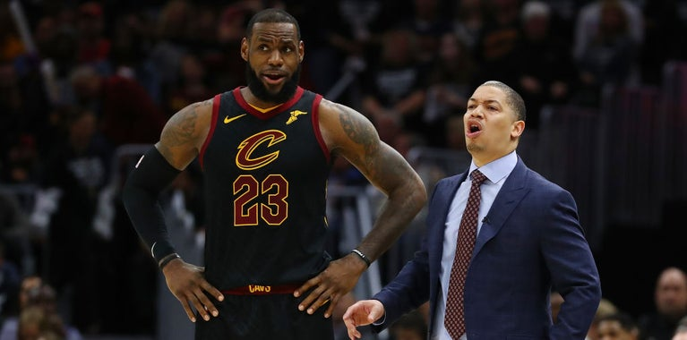 Lue: LeBron was tired in Game 5, fatigue not issue for Game 6