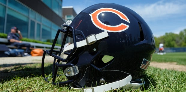 Chicago Bears logo ranked 28th-best in NFL