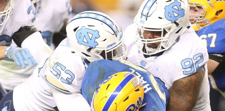 Pieces in Place for UNC's Defensive Line