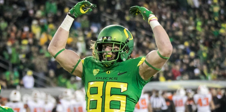 Taking a look at Oregon's crop of receivers