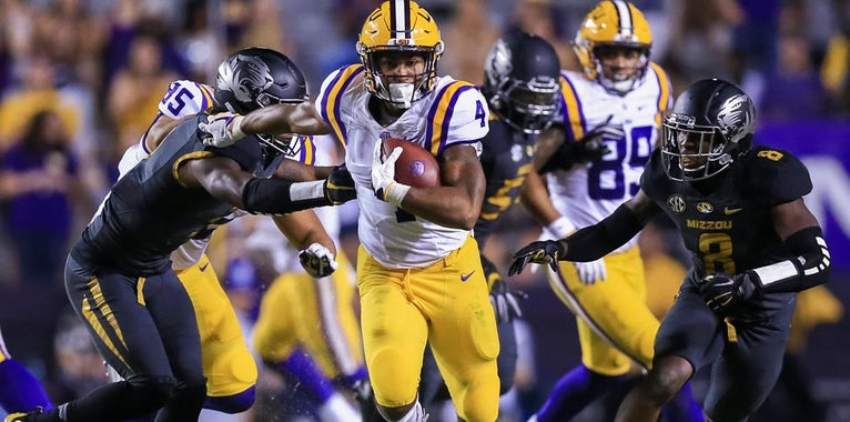 LSU's scholarship numbers for 2018