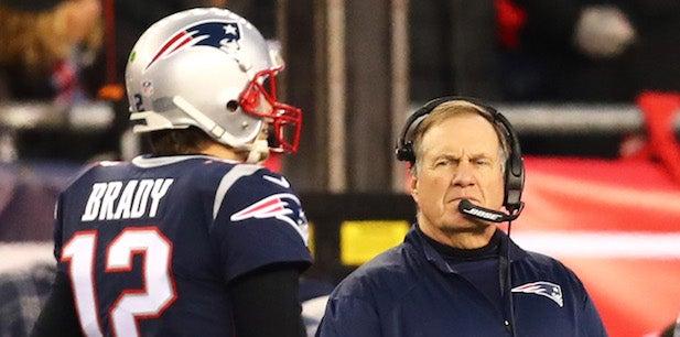 Tony Romo: Tom Brady and Bill Belichick like old married couple