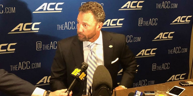 Behold Larry Fedora's bizarre take on football and the military