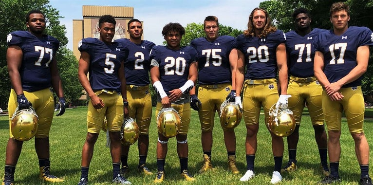 Notre Dame Recruiting Scoop on official visitors — June 17
