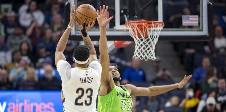 Anthony Davis, Karl-Anthony Towns named All-NBA