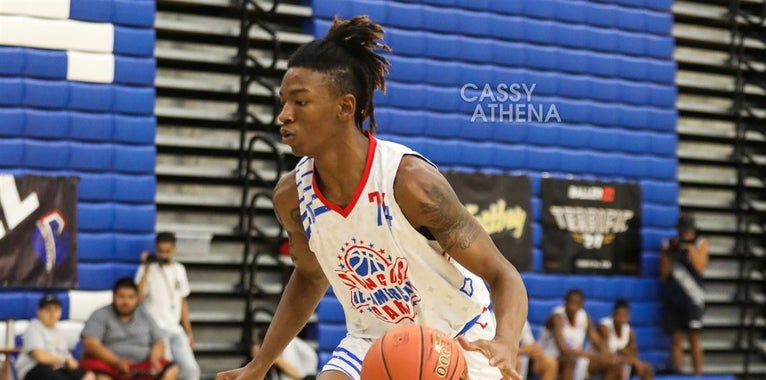 Four-Star CJ Walker offered by Memphis Tigers