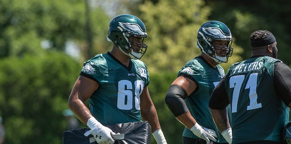 Steelers lineman shows Eagles need patience with Jordan Mailata