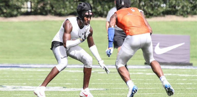 Commitment nears for CB Kimbrough