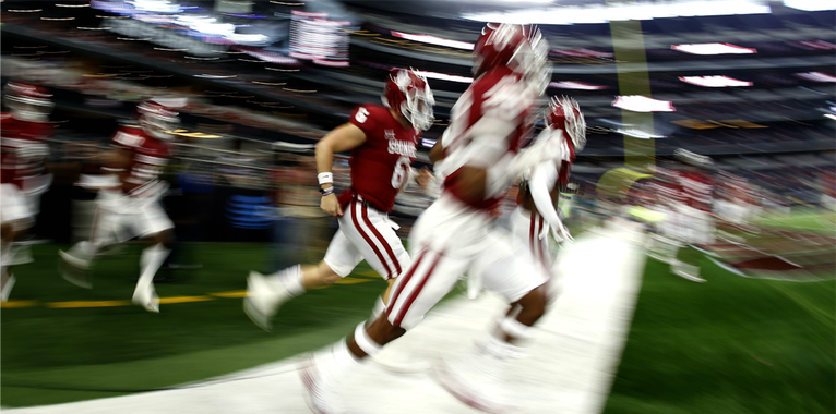 With Baker gone, the Big 12 race gets blurry