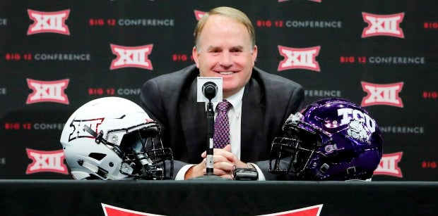 Five Things We Learned About TCU At Day One Of Big 12 Media Days