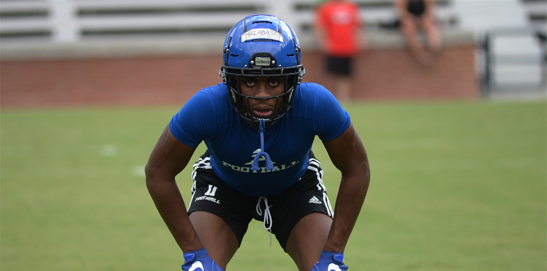 What keeps Tide in mix for in-state LB Mohamoud Diabate?