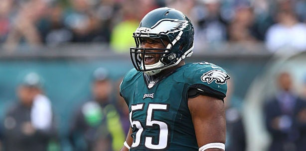 Brandon Graham shows nasty letter regarding White House