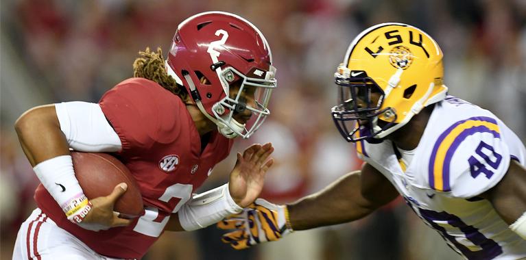 Way-Too-Early Score Predictions: Alabama at LSU
