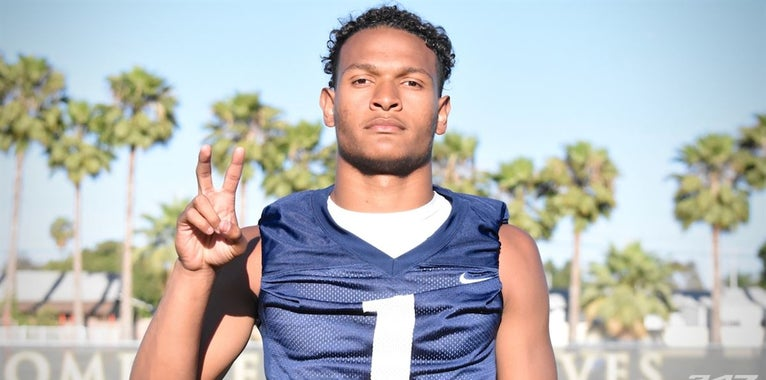 Commitment Analysis: Close Look at USC Commit Chris Steele