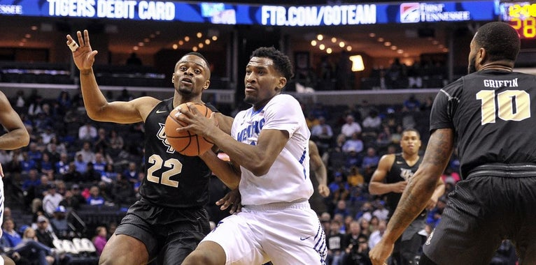 Faster offense means comfort for old and new Memphis Tigers