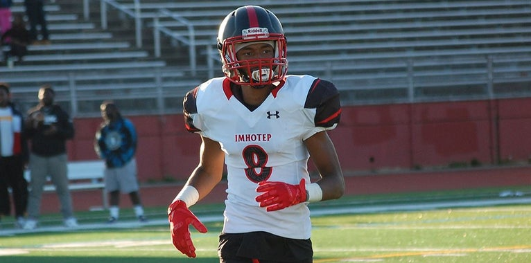 Two visits set for WR Terry before decision
