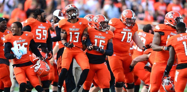 Know The Enemy: Bowling Green
