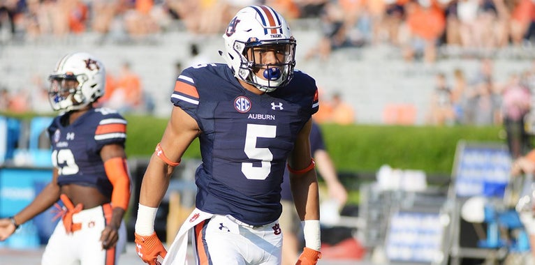 All In: Ranking Auburn's scholarship players (No. 29)