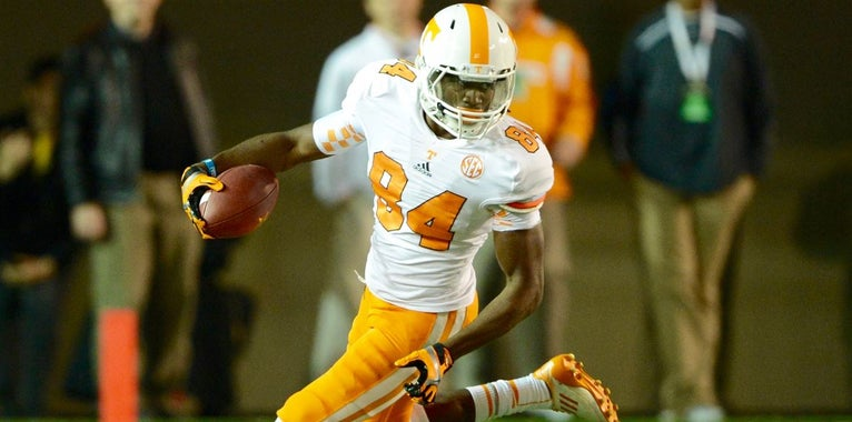 Tennessee's past 20 junior college transfers