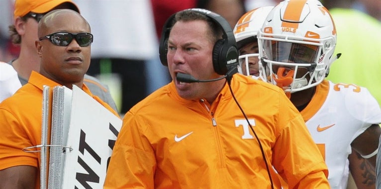 Opposing coach: 'Butch Jones did a complete horses*** job'