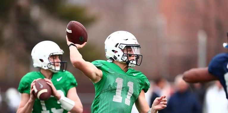 True freshman QB Zach Wilson is eager to prove his mettle at BYU