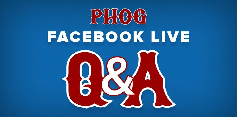 Facebook Live: Talking KU basketball and recruiting...