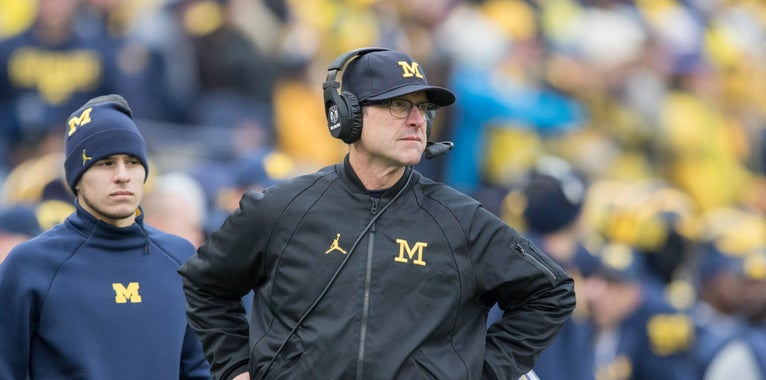 "Simmons: Michigan has ""national title-contending"" team"