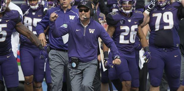 ESPN, USA Today disagree on Washington's most important game