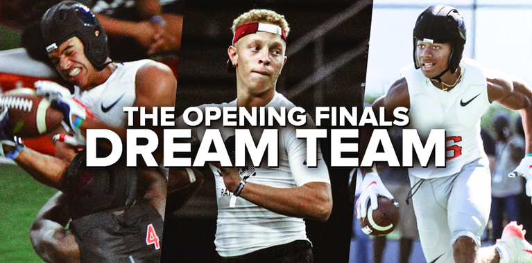 The Opening Finals: Dream Team