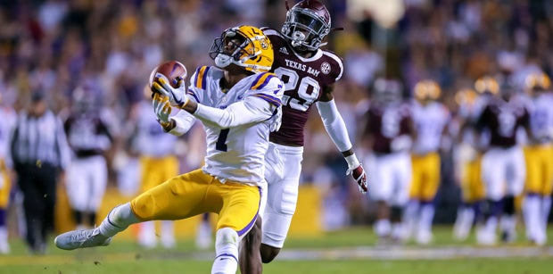 Meet the Wide Receiver Prospects: Part 1