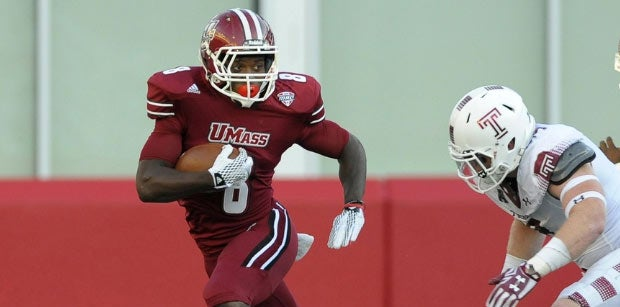 UMass RB Marquis Young named to Doak Walker Award Watch List