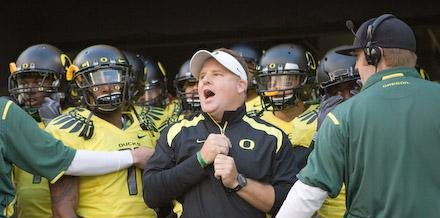 What-if-Wednesday: Chip Kelly the Oregon lifer