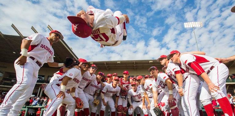 Diamond Hogs head to Hoover for 2018 SEC Baseball Tournament