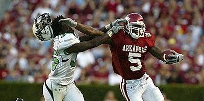 Most unbreakable individual Arkansas football records