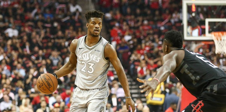 Report: Jimmy Butler turns down extension with Timberwolves