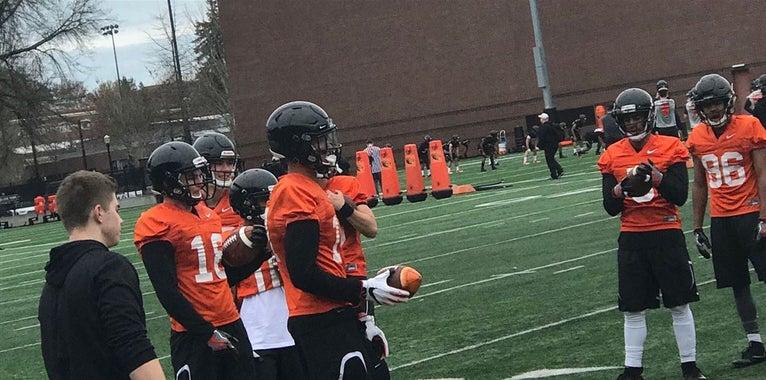 Spring Football 2018: Day 2 Recap