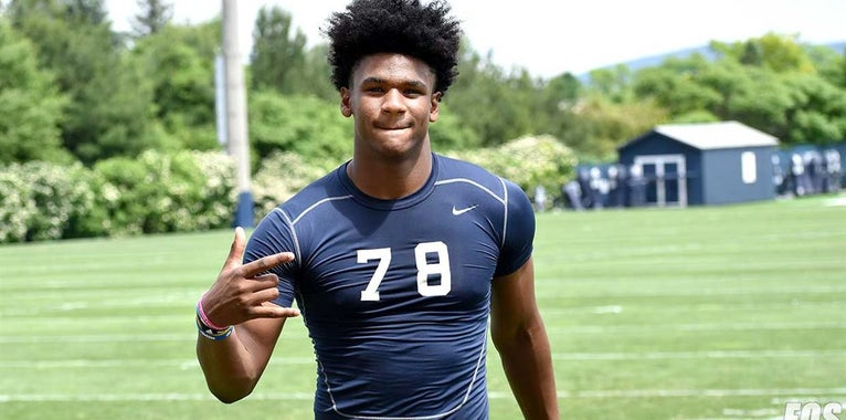 Four-star ATH set to camp at Notre Dame on Friday; Offer watch?
