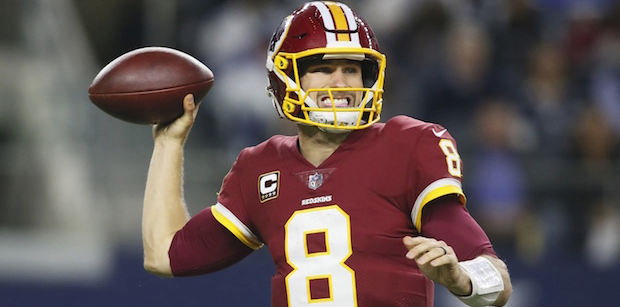 Kirk Cousins free agent decision down to four teams