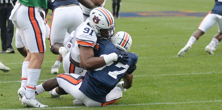 Auburn Football: 10 Biggest Risers In Spring For The Tigers
