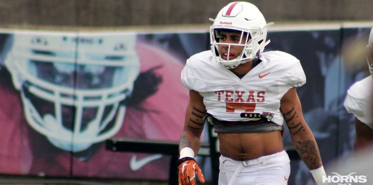 Caden Sterns mentioned as candidate to be Big 12's top freshman