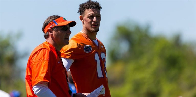 Fixing Feleipe Franks is Dan Mullen's chief task this fall