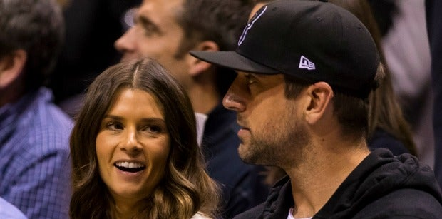 Aaron Rodgers compliments Danica Patrick after ESPYs