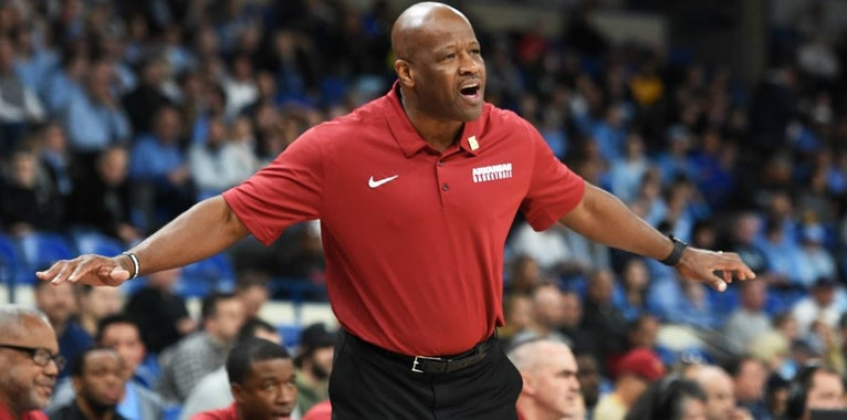 Hogs offer power forward from Texas