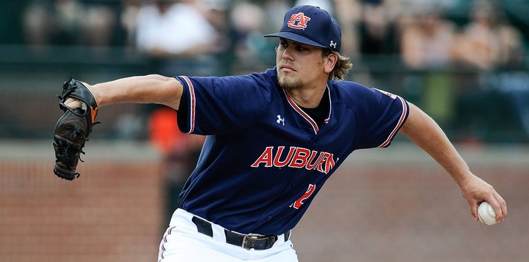 Auburn Hoping To Stay Alive In SEC Baseball Tournament