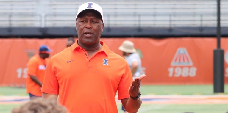 Top 10 questions for Illini training camp